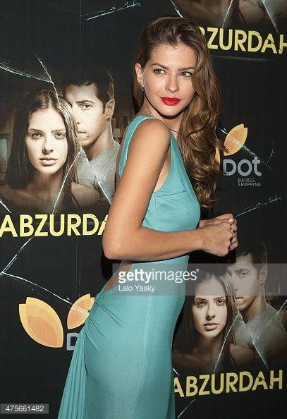 News Photo : Actress Eugenia 'La China' Suarez attends the...