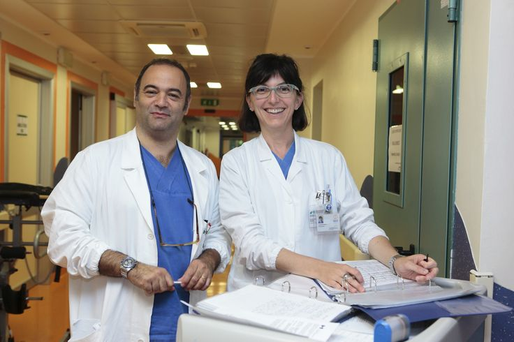 I nostri pneumologi: Fabrizio Rao ed Elisabetta Roma