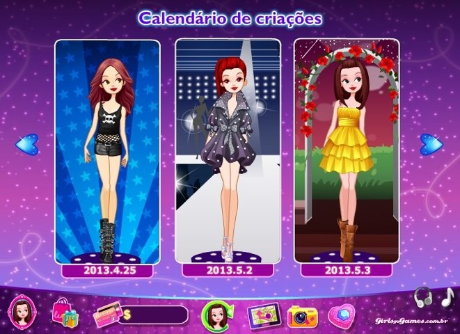Which outfit of Maria's is your fave? I can't decide, they're all so cute!!