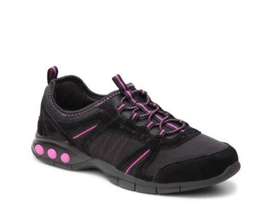Women's Therafit Dawn Slip-On Sneaker - Black