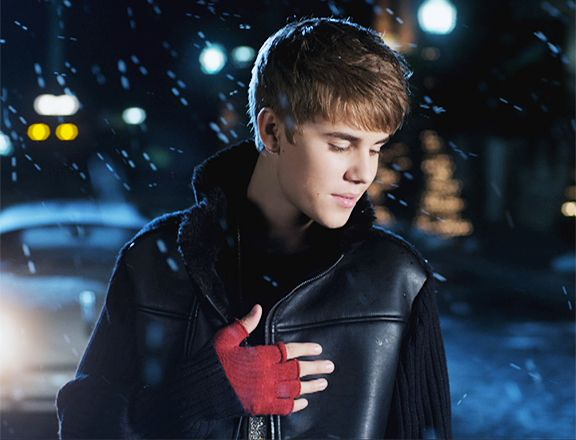 It's the most beautiful time of the year,  Lights fill the streets spreading so much cheer,  I should be playing in the winter snow,  But I'mma be under the mistletoe.    I don't wanna miss out on the holiday,  But I can't stop staring at your face... <3