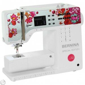 Bernina Special Edition B350 Sewing Machine review by blythebyname