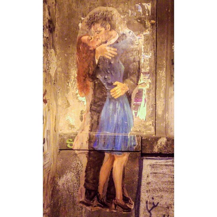 Check and follow my profile! Thanks!Amore e bidimensionalitá... Love and two-dimensionality... -- #murales #paint #streetart #streetartistry #cityscape #city #urban #colours #kiss #bacio #ph #photo #photograph #photography #fotografia #foto #wall #pic #picture #picoftheday #bestoftheday #photooftheday #intaoftheday #instagood #instago #napoli #naples #romantic #love #instagram