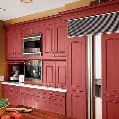 84 best COLOR: Red Home Decor images on Pinterest | Color red ...