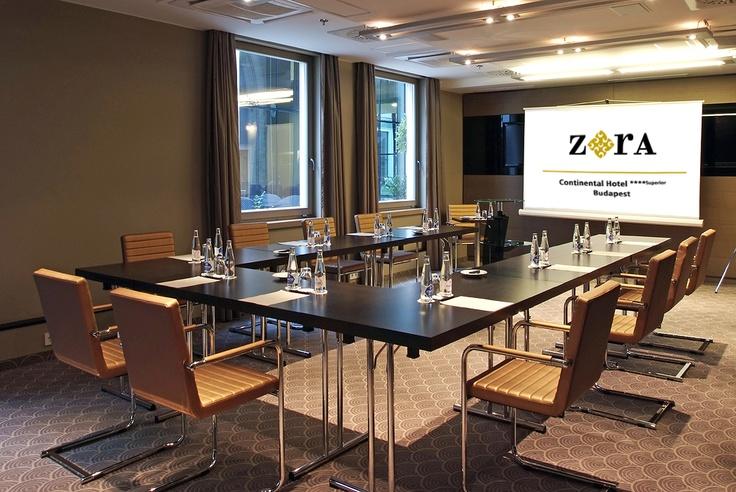 Continental Hotel Zara Superior, Budapest, Hungary http://www.ghotw.com/continental-hotel-zara