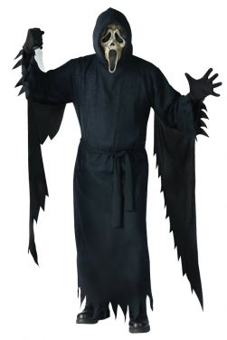 Adult Zombie Ghostface Costume