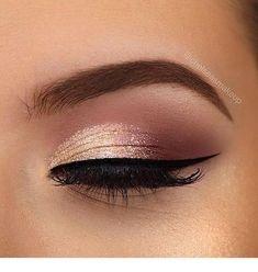 Rose gold eye makeup ideas – Miladies.net
