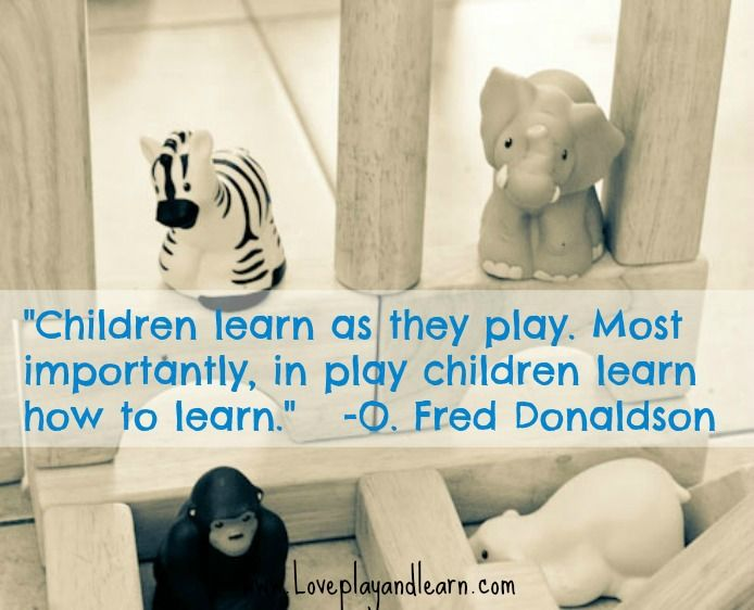 learning through playing games the importance Some of the benefits of free play discussed by the aap include:  the use of  video games with autistic learnersis also gaining traction,.