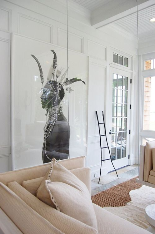 25 best ideas about african interior on pinterest - Ideas for dead space in living room ...