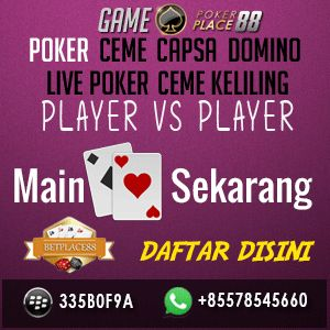 Daftar Dewa Poker