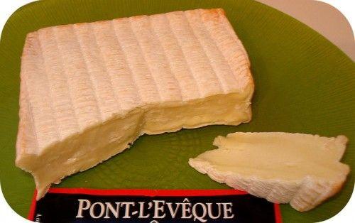 fromages normands | Le Pont-l'Evêque, doyen des fromages normands : PASSION GENEALOGIE et ...