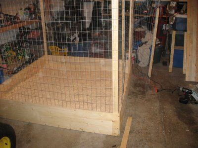 Im hoping we can come up with something like this for our for Cedar shavings for dog kennels