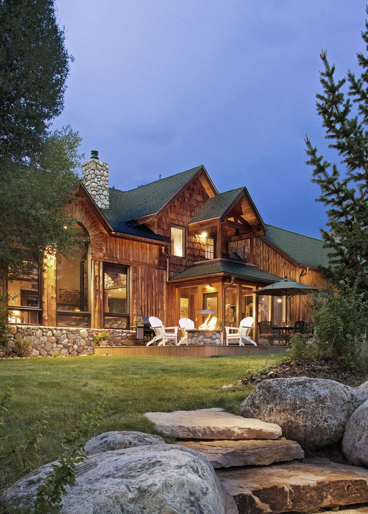 Remodeling A Mountain Retreat In Colorado Cabin Living