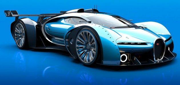 2016 Bugatti Vision Gran Turismo Recherche Google Transprotation Pinterest 자동차 및 디자인