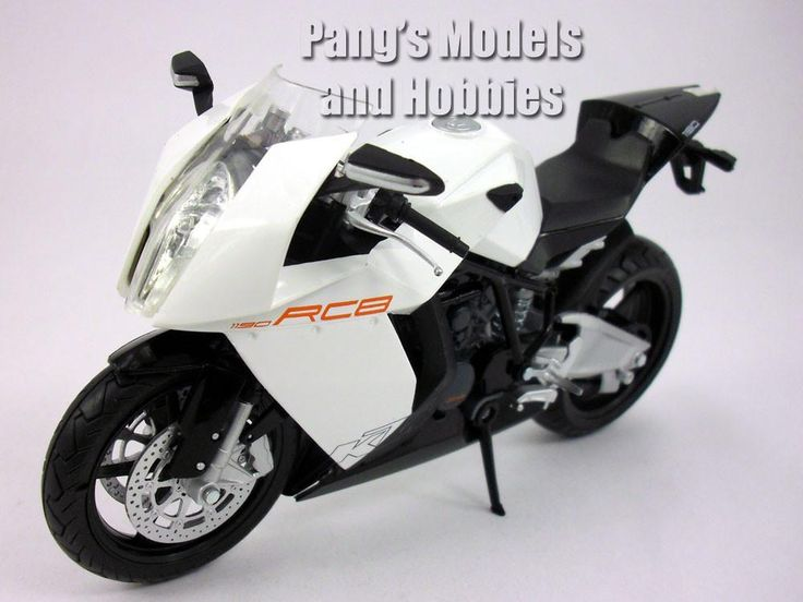 KTM RC8 1/12 Scale Diecast Metal and Plastic Model by Automaxx