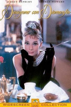 Desayuno con diamantes y mi musa Audrey.