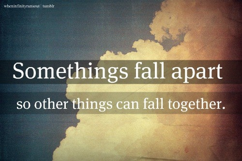 Falling Apart Quotes Tumblr: 17 Best Images About Sunshine Quotes On Pinterest