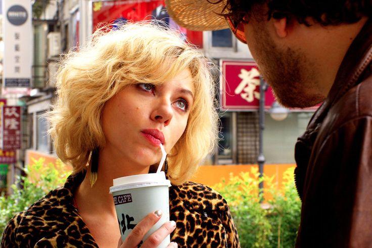 Scarlett Johansson in Lucy   Scarlett LUCY. Love Love Love #ScarlettJohansson #scarjo
