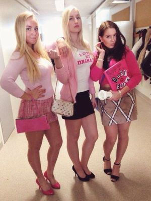 17 Best Ideas About Mean Girls Halloween Costumes On