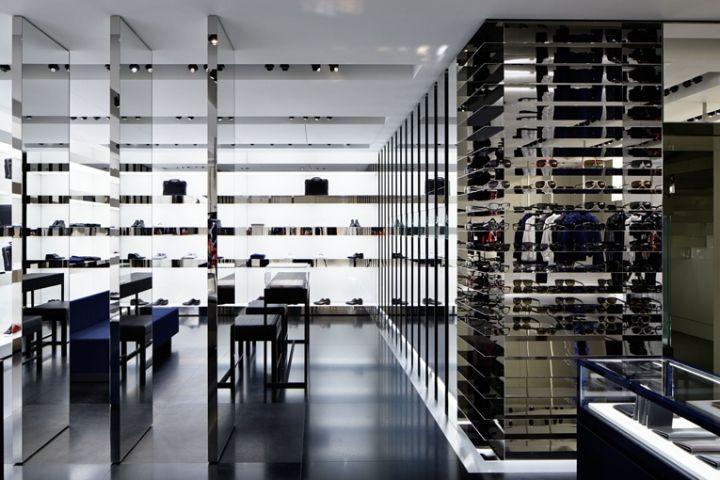 Dior Homme store, Tokyo   Japan luxury fashion