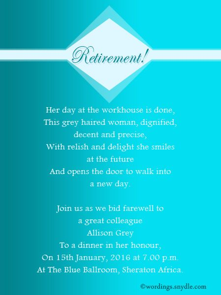 Best 25+ Retirement party invitation wording ideas on Pinterest - family gathering invitation wording