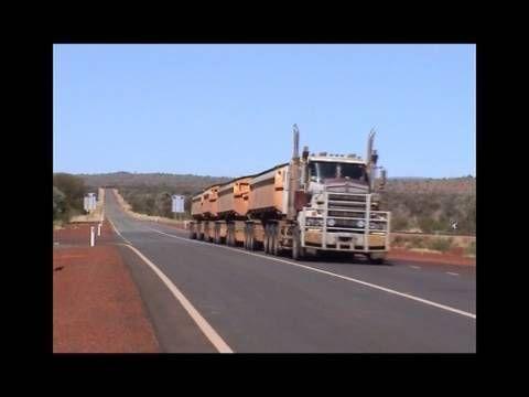 The BIGGEST trucks : Trucking down under