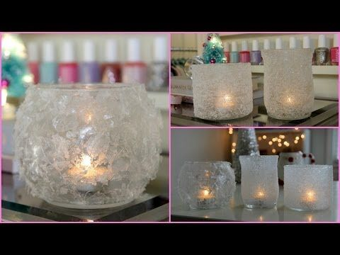 Make a Beautiful Holiday Decoration With Epsom Salt