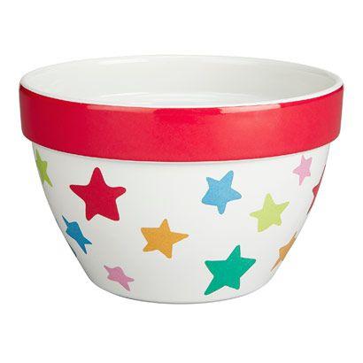 Stars Pudding Bowl