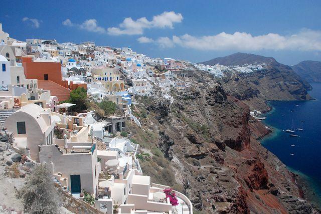 Santorini is <3