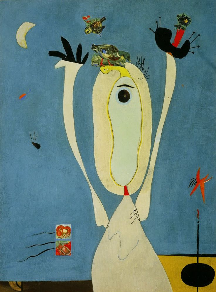 metamorfosi - Joan Miro, 1936, I don't love this, I need this...if I only had millions and millions of dollars :0