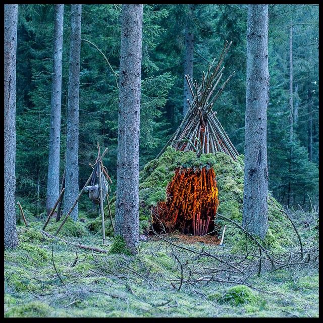 1000 Images About Ͼ� Camping Hiking On Pinterest: 1000+ Images About Bushcraft On Pinterest