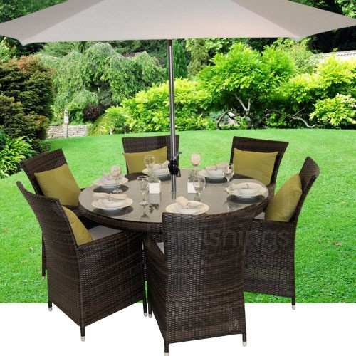 Garden Furniture 8 Seater Patio Set beautiful 8 seater rattan garden furniture gallery - home