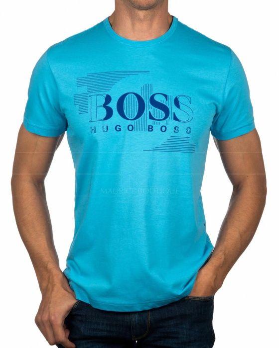 Open Blue Hugo Boss T shirt - Tee