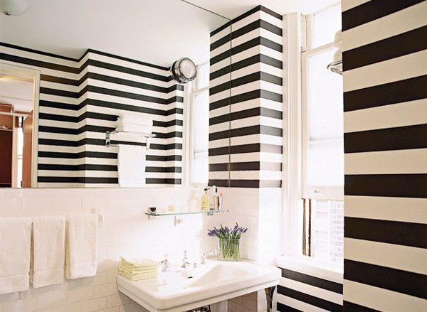 Resultado de imagem para interior design stripes