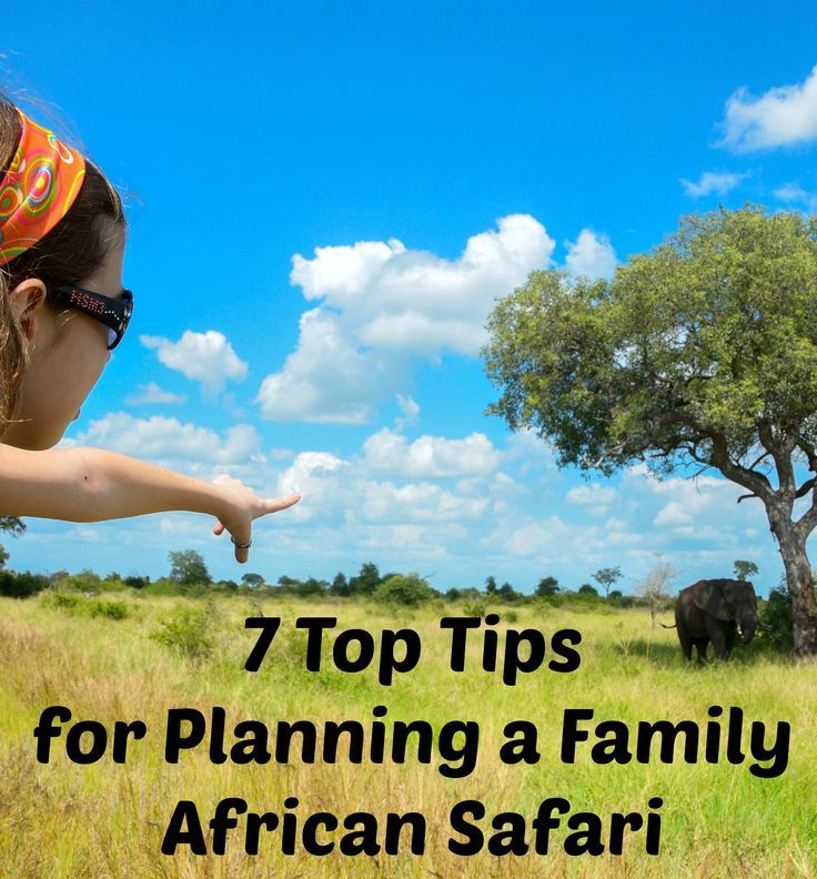 Kids can and should go on safari in Africa. But there absolutely are a few things to keep in mind when planning a Family African Safari.  Here are some tips to keep in mind to make your family's first safari the best trip ever.