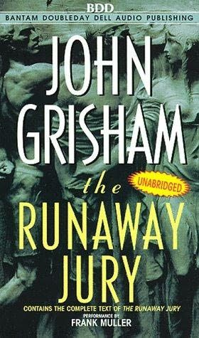 Check out The Runaway Jury by John Grisham at the Paoli Public Library! John Grisham is our February 2014 Author of the Month.
