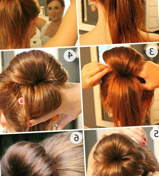 15+ Comment faire de jolie coiffure des idees