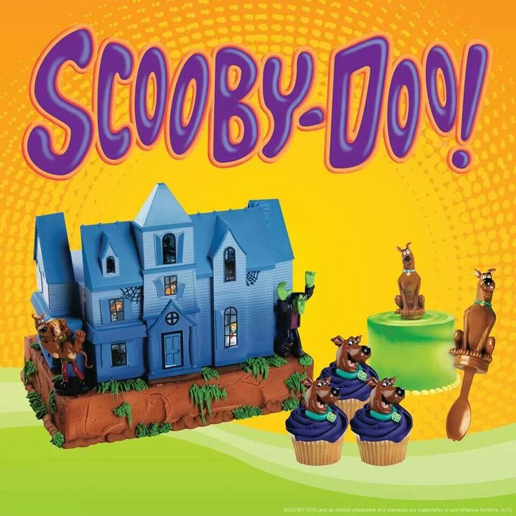 Scooby Doo Baby Shower Theme: 1000+ Images About Cake Ideas On Pinterest