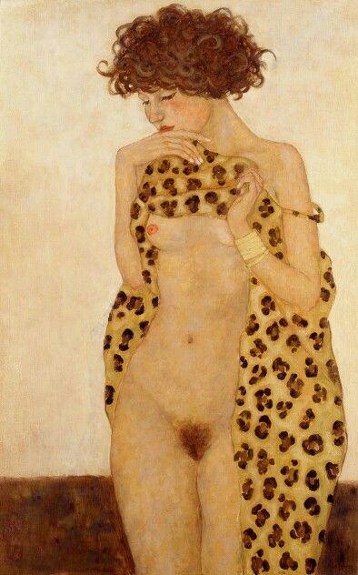 Xi Pan.                      Golden Nude