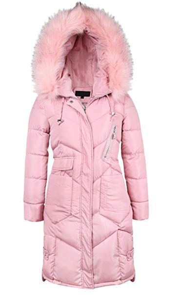 frawirshau Winter Coats for Women Plus Size Parka Puffer Jacket Womens Winter Jackets for Women Coat