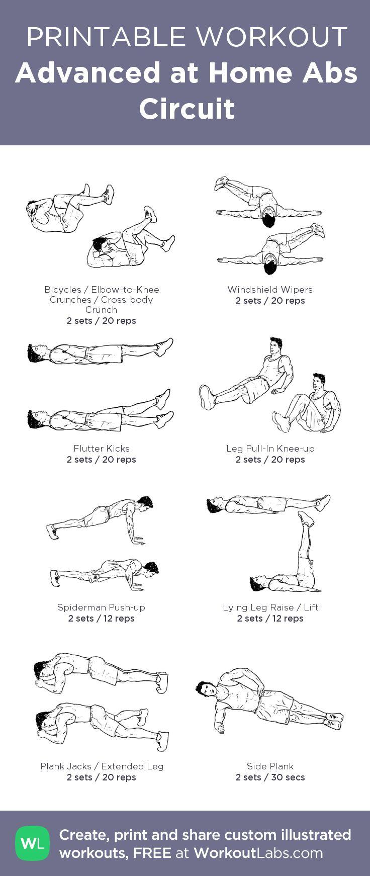 online workout program pdf maker