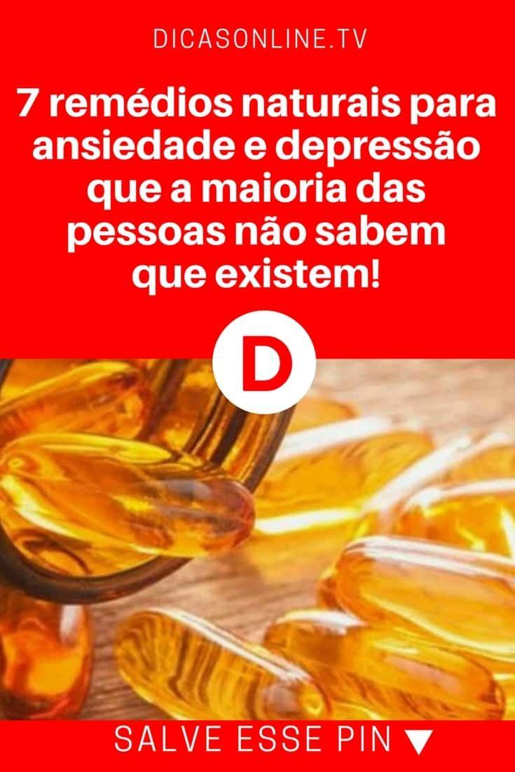 Remédio para depressão, curar ansiedade, curar ansiedade   7 remédios naturais para ansiedade e depressão que a maioria das pessoas não sabem que existem!   Clique AQUI para saber mais...