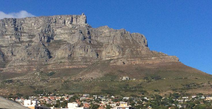 Cape Town Tafelberg 04/2015
