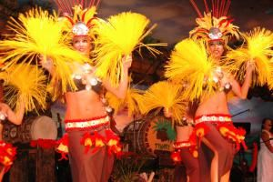 Your Hawaii Luau Guide: Which Are the Best?: Maui - Hyatt Regency Maui Resort & Spa Drums of the Pacific Luau