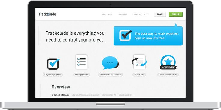Trackolade is a simple #projectmanagement #software for #smb: http://www.getapp.com/blog/trackolade-review/
