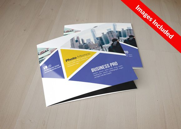 Square Trifold Brochure Templates @creativework247 Brochure - flyers and brochures templates