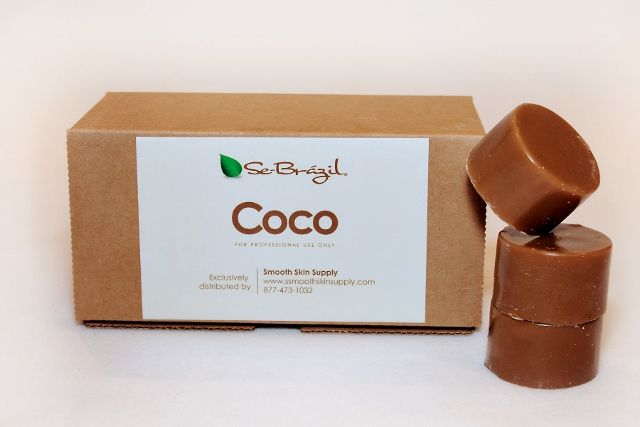 Our best selling hard wax!! Wanna try Se-Brazil Coco?? Call us for a FREE sample 877-473-1032 (licensed professionals only)