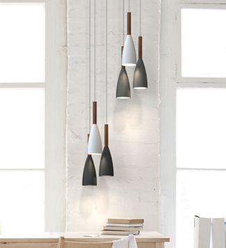 Dezent  Creative decor ideas  Pendelleuchte wohnzimmer