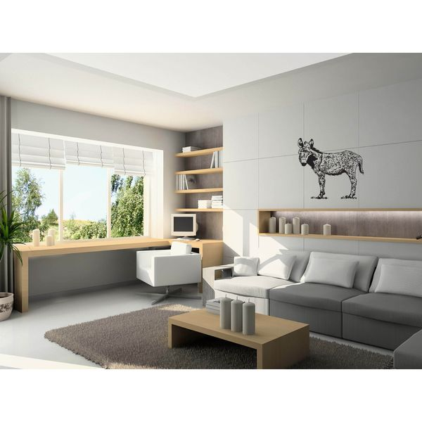 Fairy-tale characters Donkey Wall Art Sticker Decal