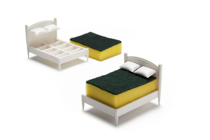 Bulaşık Süngeri Yatağı 3